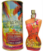 Jean Paul Gaultier Summer Fragrance