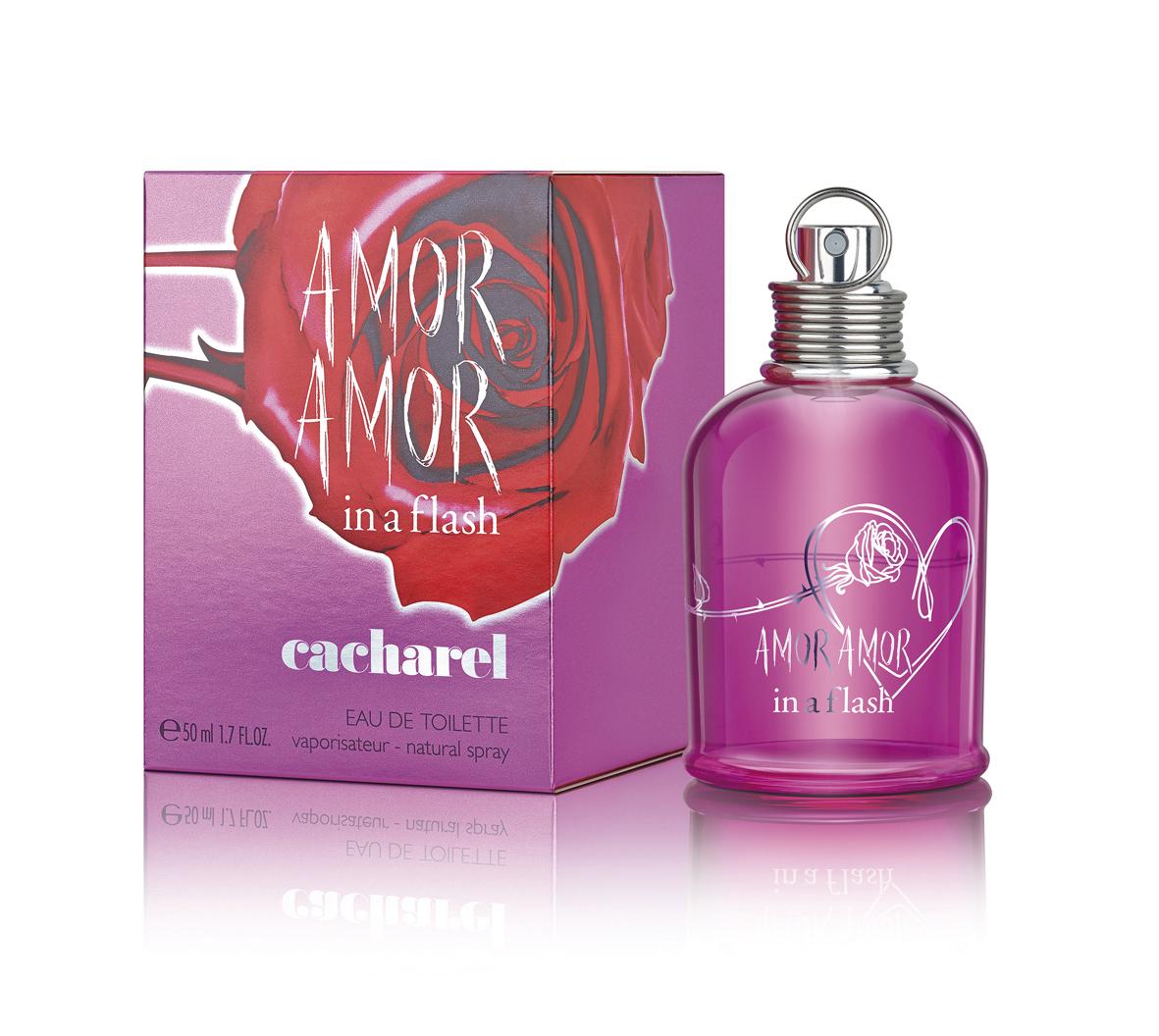купить Cacharel Amor Amor In A Flash подарок к заказу цены