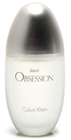 Calvin Klein Obsession Sheer