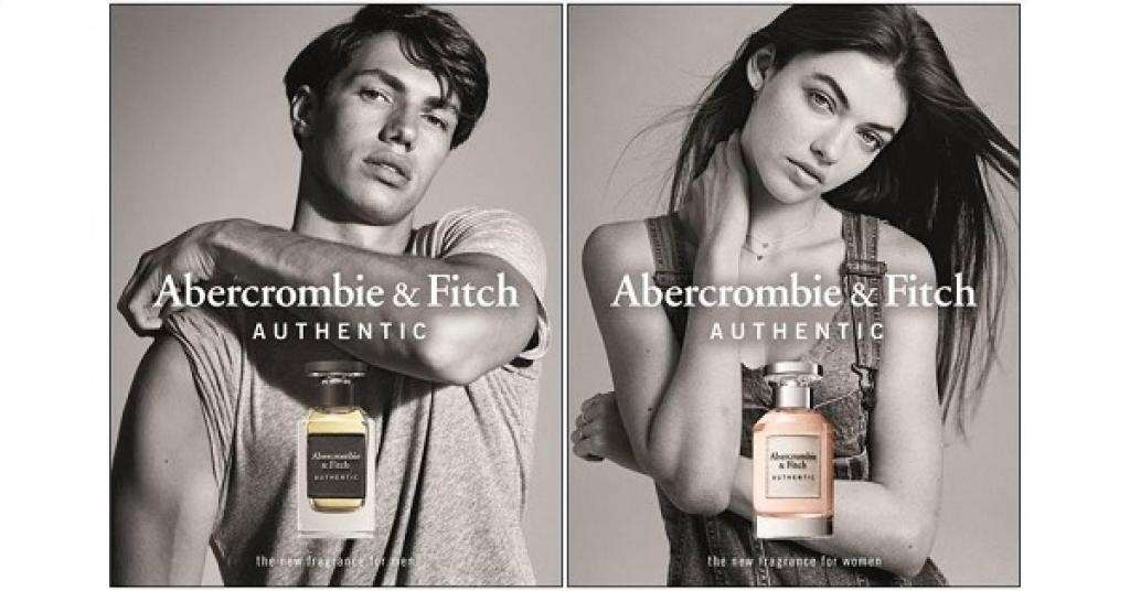 Abercrombie Fitch Authentic