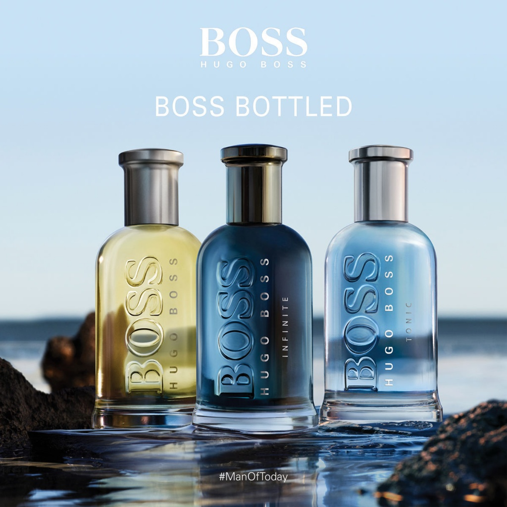 Hugo Boss Bottled Infinite