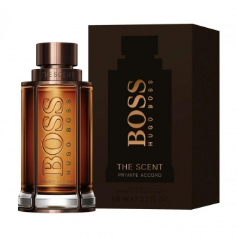 Boss Hugo The Scent Private Accord for Him