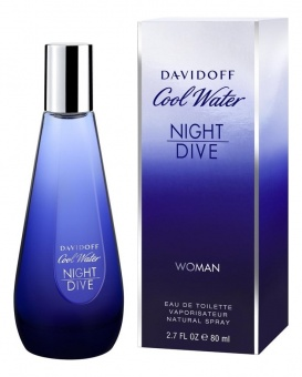 Davidoff Cool Water Night Dive Women
