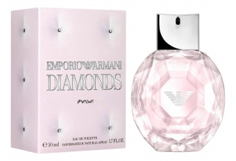 Armani Emporio Diamonds Rose